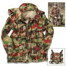 swiss army m70 field jacket coat