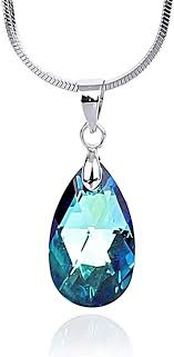 nickangelo s crystal necklace for women