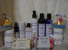 homemade all natural soaps