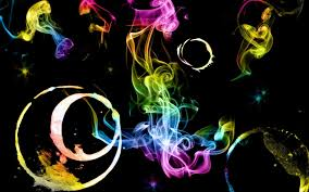 smoke colored ring light hd