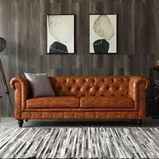 hugo 3 seater chesterfield sofa