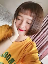 Cô bạn Sài Gòn cắt tóc ngắn để che mặt tròn, ai ngờ giống luôn Đóa Nhi