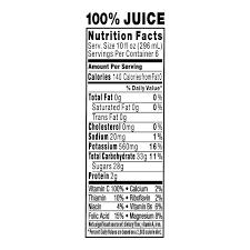 tropicana 100 orange fruit juice 10