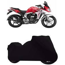 yamaha fazer bike cover black