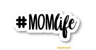 Decals Bumper Stickers 7 Cute Bumper Sticker For Your Car Blue Giraffe Mom Life Car Decal Automotive
