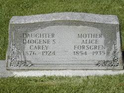 Imogene Smith Carey (1876-1924) - Find A Grave Memorial