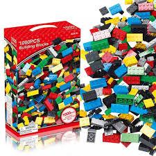 Đồ chơi lego lắp ghép sáng tạo 1000 chi tiết cho bé trai và bé gái giải trí  đồng thời giúp phát triển trí thông minh vượt trội - Bộ lắp ráp