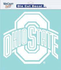 Ohio State Buckeyes Ncaa Vinyl Die Cut W Buy Online In Slovenia At Desertcart