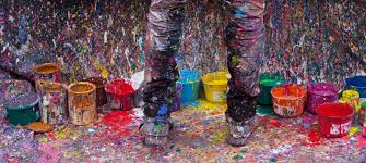Mixing Paint Colors Andrew Pugach