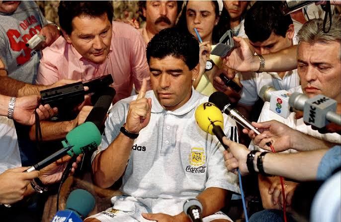 """Image result for maradona drug tst"""""""