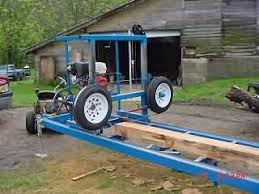 the best bandsaw lumber mill plans