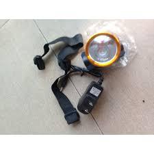 đèn đeo đầu sạc điện bóng led siêu sáng cao cấp GUI pin -1833 (-đèn pin )  giảm chỉ còn 50,000 đ