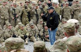 Leon Panetta: How the White House Misplayed Iraqi Troop Talks | Time