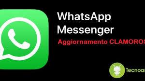 Whatsapp: la meravigliosa funzione che tutti aspettano è in arrivo ...