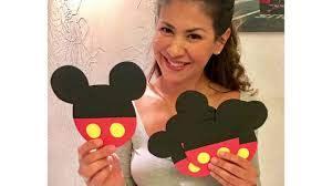 Tutorial De Invitacion Para Cumpleanos De Mickey Youtube