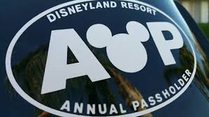Disney Ap Annual Passholder Car Decal By Spicyscreations On Etsy Disney Swag Disney Inspired Inspiration