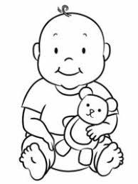 Kleurplaten Baby Topkleurplaat Nl