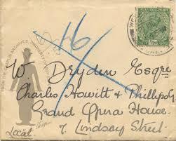 Search | Search | [Letter] 1916 July 21, Calcutta [to] Leo/Mavis Smith |  Charlie Chaplin Archive