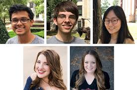 Fulbright College Introduces 2017 Sturgis Fellows | University of Arkansas