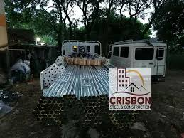 Fencing Pipe Barbed Wire Cyclone Wire Steel Matting Gi Wire Gi Pipe Construction Industrial Construction Tools On Carousell
