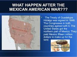 Image result for after the Mexican-American War i