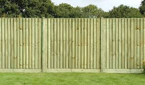 Closeboard Feather Edge Fencing Vetraland Selective Timber