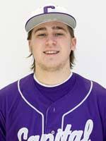 Adam Journic - 2014 - Baseball - Capital University