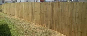 Fence Decking Big Dog Concrete Services