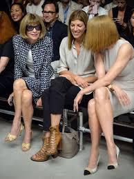 Anna Wintour, Nicole Kidman, Virginia Smith - Nicole Kidman and ...