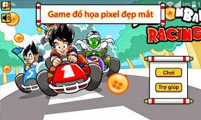 Tải game đua xe Racing Goku 7 viên ngọc rồng APK cho điện thoại ...