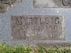 Myrtle Gray Jones Carraway (1898-1960) - Find A Grave Memorial