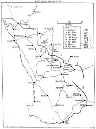 Map Of The Week Rabbit Proof Fence