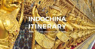 indochina itinerary 1 week tour