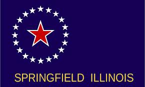 Flag of Springfield, Illinois - Wikipedia