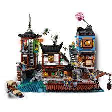 Ninjago City Docks: more images | Brickset: LEGO set guide and ...