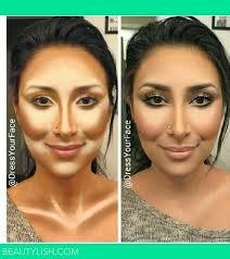 highlight cheekbones