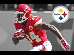Knile Davis Official Highlights ᴴᴰ || Welcome to Pittsburgh ...