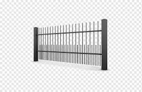 Fence Einfriedung Gate Wrought Iron Steel Fence Angle Rectangle Fence Png Pngwing