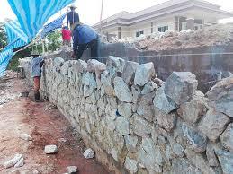 building walls in thailand thai