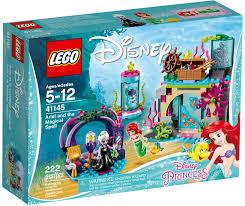 LEGO Disney Princess 41145 Nàng tiên cá Ariel và câu thần chú ...