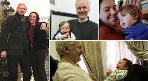 World Learns Assange Fathered Two Children Inside Ecuadorian Embassy