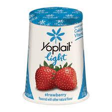 strawberry flavor yogurt