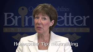 Home Selling Tip - Neutralize with Lana Smith - YouTube