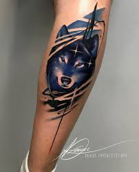 60 Amazing Wolf Tattoos The Best You Ll Ever See Kolorowy