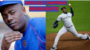 MLB · Aroldis Chapman · Highlights ...