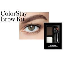 qoo10 colorstay brow kit cosmetics