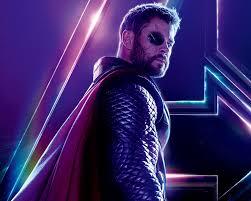 thor avengers infinity war 8k ultra