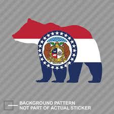 Pennsylvania State Shaped Flag Sticker Decal Vinyl Pa Rainbowlands Lk