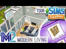sims freeplay baby ready family home