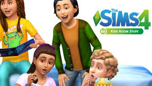 Buy The Sims 4 Kids Room Stuff Key Dlcompare Com